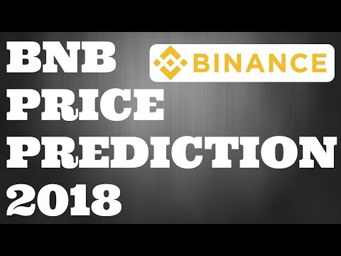 WHY I INVESTED IN BNB - BNB Coin Price Prediction 2018 - BNB Coin Burn March/April