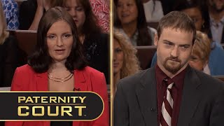 Woman Caught Cheating On Valentine's Day (Full Episode)   Paternity Court