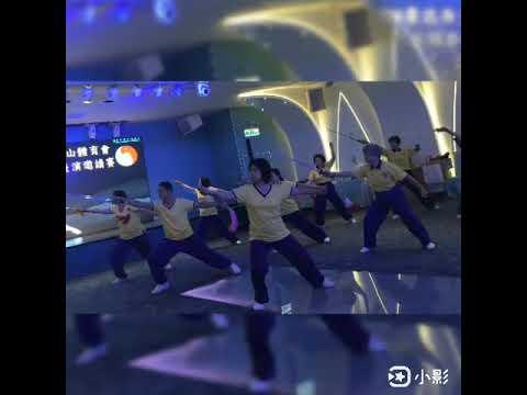 42式太極劍相片MV~文山區體育會李派太極拳表演邀請賽~109 1 4