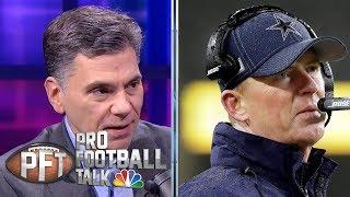 Jerry Jones turning up pressure on Jason Garrett, Dallas Cowboys | Pro Football Talk | NBC Sports