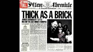 Jethro Tull - Thick as a Brick [Full Album]