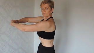 Сжигаем Внутренний Жир Живота - Упражнения | как похудеть в животе (висцеральный жир