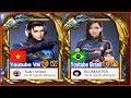 CrossFire Legends | Sô Lô Tanker Với Youtube Brasil BLUMASTER | Tuấn Sniper CF