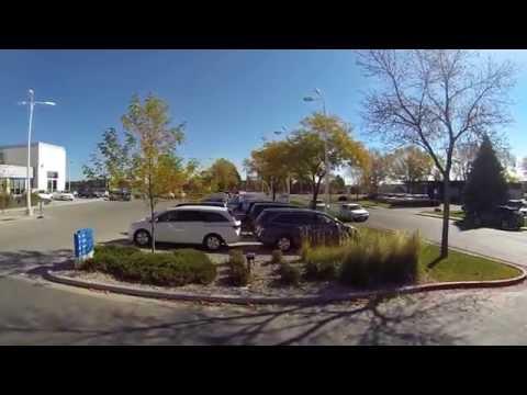 Markley Honda Drone Video Shoot