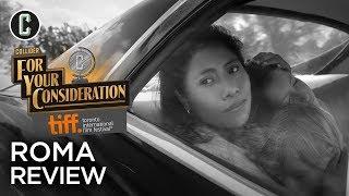 ROMA Movie Review - Collider @ TIFF 2018