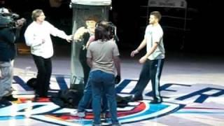 Halftime Horror- Houdini Water Torture Cell Gone Bad - Kristen Johnson