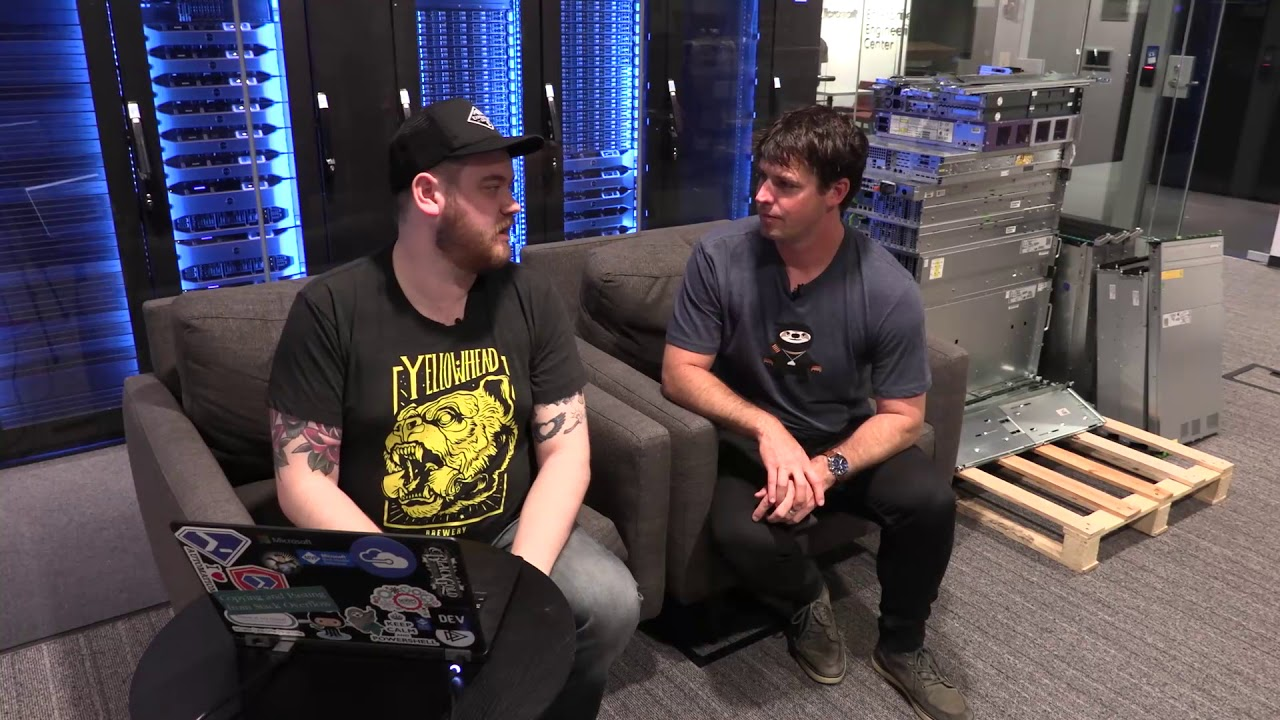 Channel 9-Video: Azure Automation Runbooks mit PowerShell
