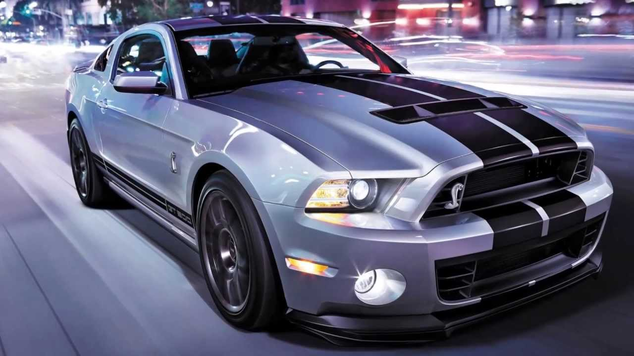 Shelby Ford Mustang Gt500 2014 5 8 V8 Compressor 662 Cv Youtube