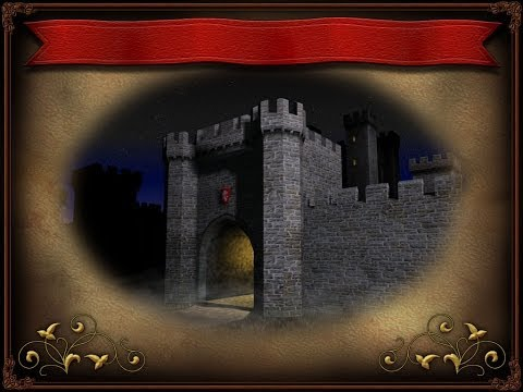 Stronghold 2 (PoW) Playthrough - Mission 9: Lord Barclay's Castle