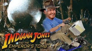 Dusty Old Relic - Indiana Jones and the Emperor's Tomb Gameplay