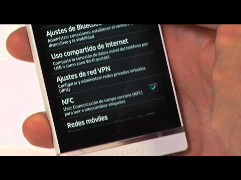 Análisis Sony Xperia S