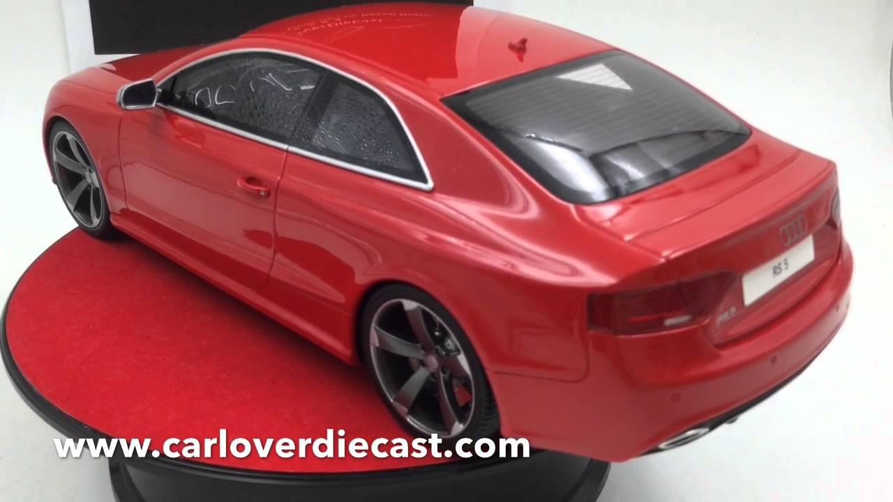 Audi Rs5 1 18 By Gt Spirit