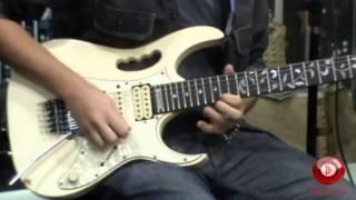 Arianne - Por Me Amar By Christian Coelho Guitar Solo Parte 4