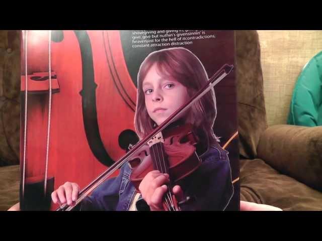 Violin - Wonderful sound strange shape | Ashens