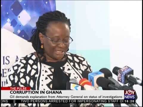 Corruption in Ghana - The Pulse on JoyNews (18-12-18)