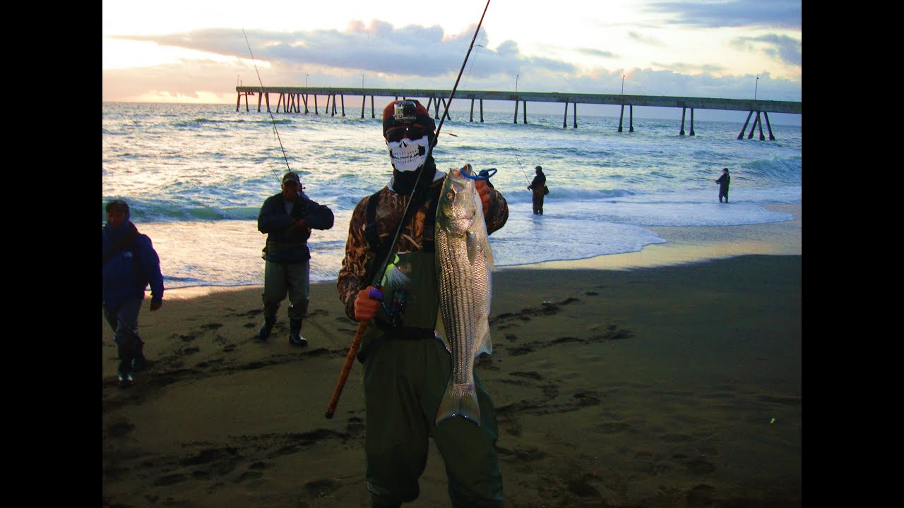 Tips and tenecques for catching stripper fish