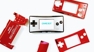 After-Market GameBoy Micro Shell Replacements!