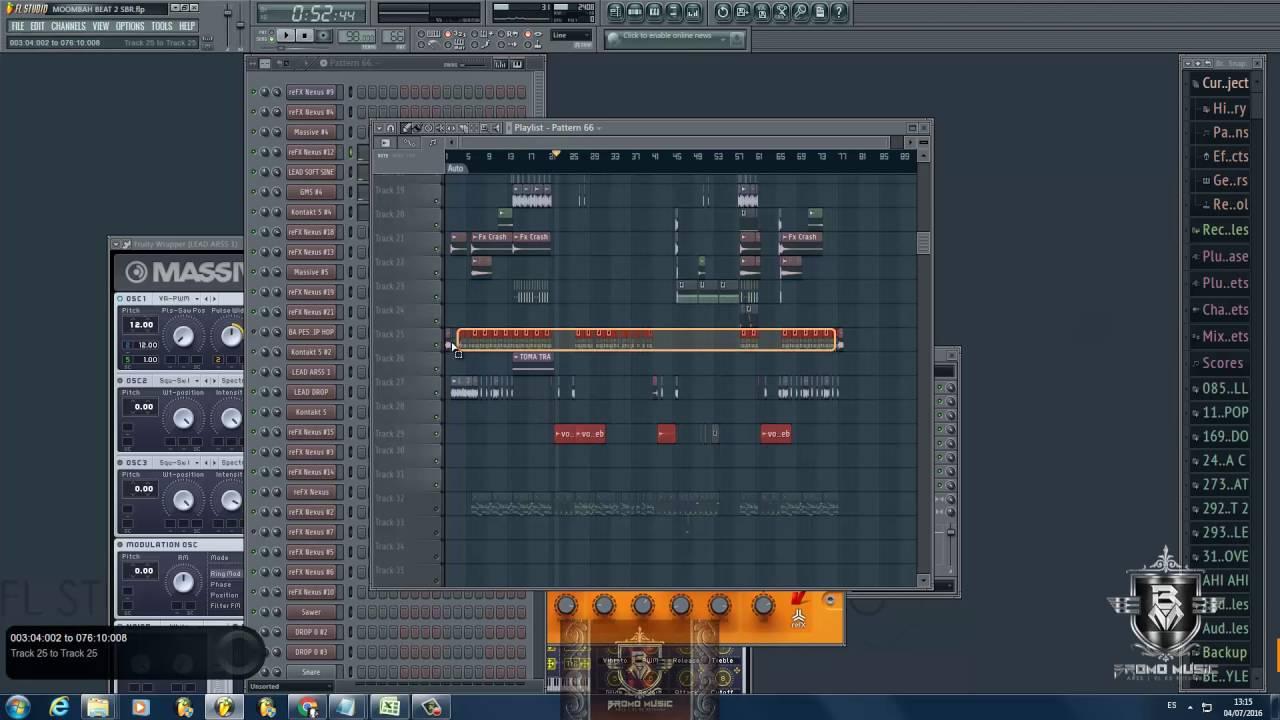 como descargar fl studio 4 tutorial