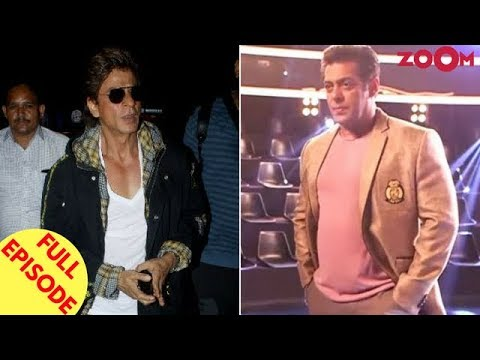 SRK Leaves To USA For The Schedule Of 'Zero'  Making Of Salman Khan's 'Dus Ka Dum ' & More