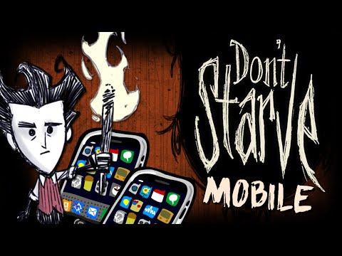 Dont Starve: Pocket Edition - Обзор Игры (iOS)
