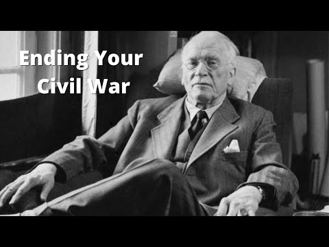 "Alan Watts Reads ""One of the Greatest Things Carl Jung Ever Wrote"""