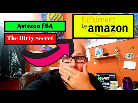 Dirty Secret YouTubers DON'T TELL About Selling on Amazon FBA and Online Selling