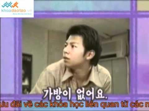 Cùng học tiếng Hàn Quốc bai 17 P2