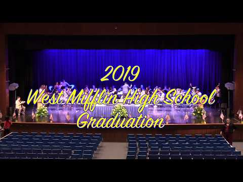2019 West Mifflin High School Graduation