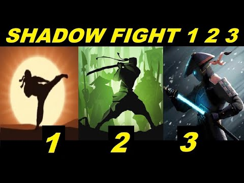 ALL Shadow Fight 3 2 1 Epic Moments !!! indir