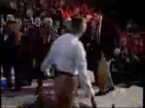 Benny Hill Let The Bodies Hit The Floor   YouTube
