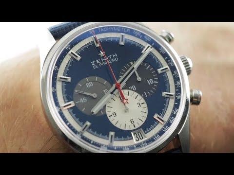 Zenith Chronomaster El Primero (03.2040.400/53.C802) Zenith Watch Review