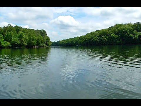 Marsh Creek Lake Late May Fishing