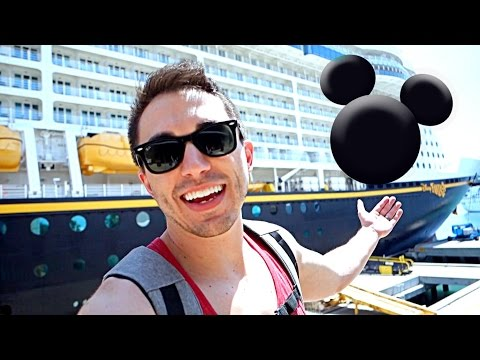 Cruisin' on the DISNEY FANTASY!!!