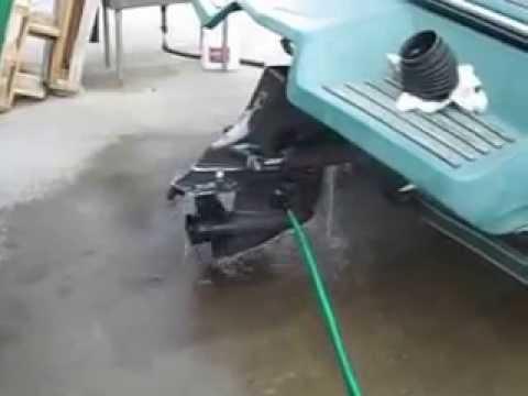 mercruiser impeller replacement instructions