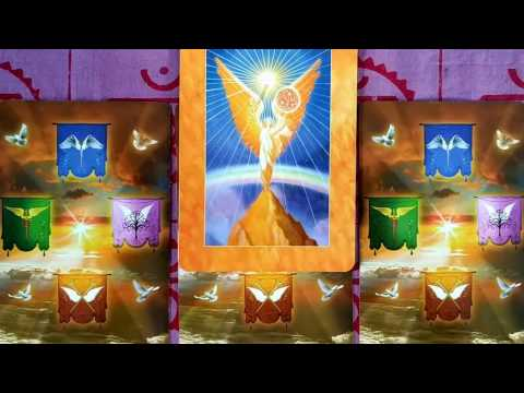 January 2 - 8, 2017 Weekly Angel Tarot & Oracle Card - New Year Reading