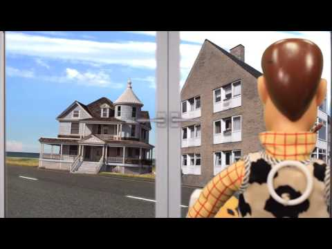 Toy Story | 60 Second Remake