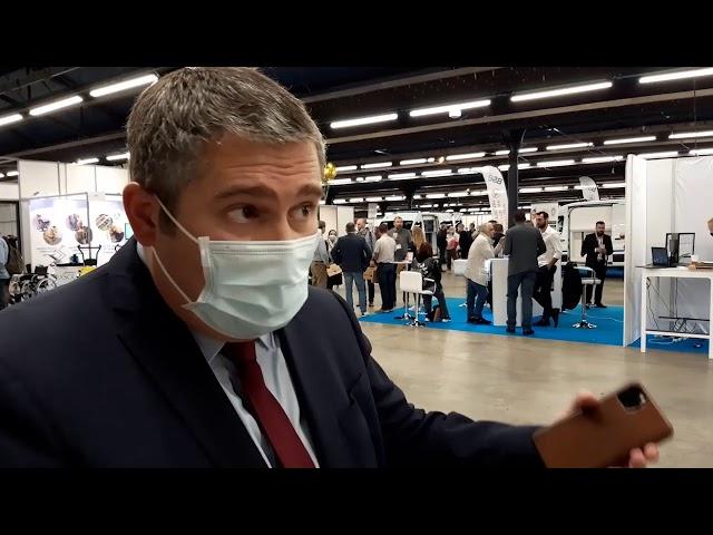 Interview de Julien BOROWCZYK député et Vice-président de la commission des affaires sociales