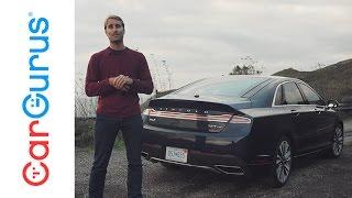 Lincoln MKZ 2017 Videos