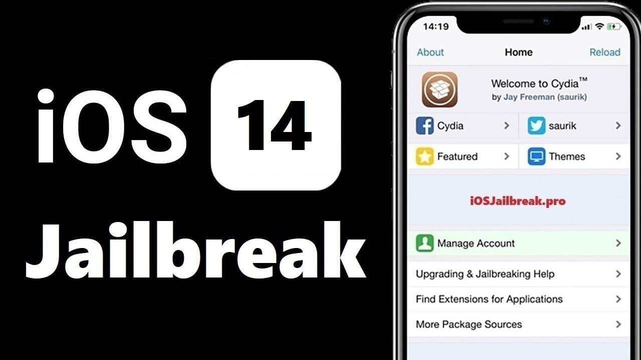 iOS 14 - 14.0.1 Jailbreak | How to Jailbreak iOS 14 | Cydia iOS 14 - YouTube