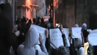 الشباب السوري الثائر - ركن الدين 27 3 2013 - أغنية حر حر حرية