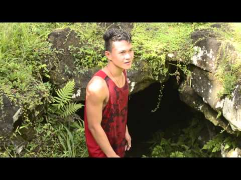 Samoan Hunter Finds Dwarf Caves!