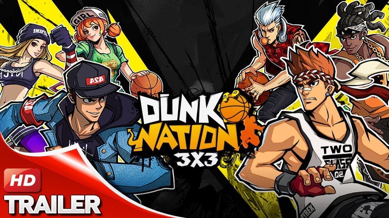 dunk nation hack