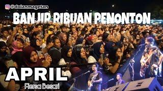 Download lagu FIERSA BESARI - APRIL
