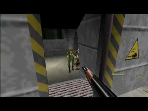 Golden Eye 007 Mission 2: Facility