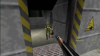 Golden Eye 007 Mission 2: Facility