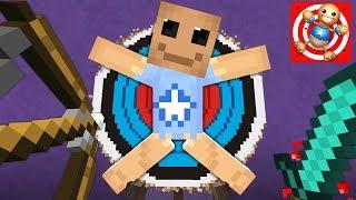 KICK THE BUDDY против ИСПЫТАНИЯ Выживание в Minecraft Monster School Троллинг Ловушки Майнкрафт