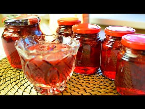 Клубничное варенье, классический рецепт из СССР   Мамины рецепты