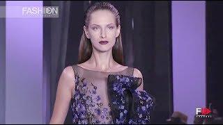 RALPH & RUSSO Haute Couture Fall 2014 Paris - Fashion Channel