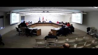 Town of Drumheller Council Meeting March 21, 2016
