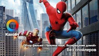 Обзор фильма «Человек-паук: Возвращение домой». Без спойлеров